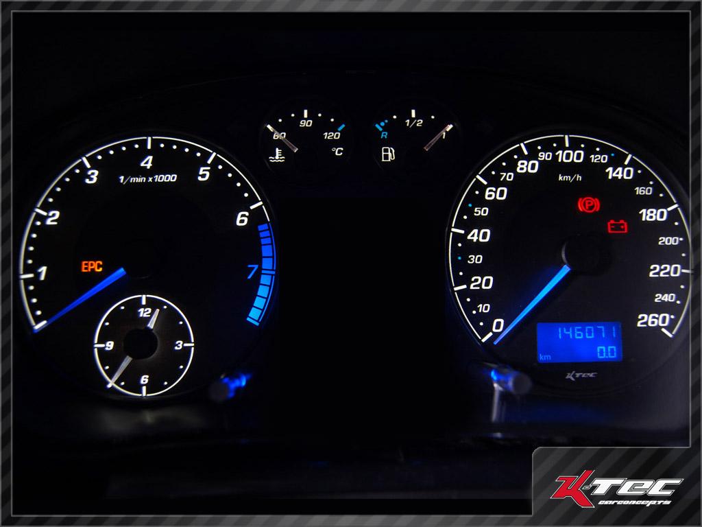 Tachoscheiben Audi A3 8l Rs6 Beleuchtet Aus Der Bilder