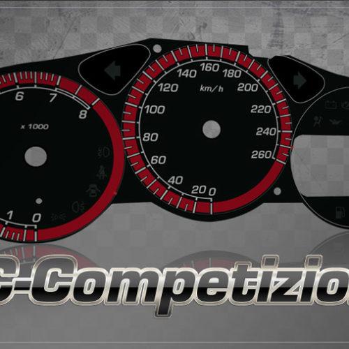 Tachodesign 8c-Competizione