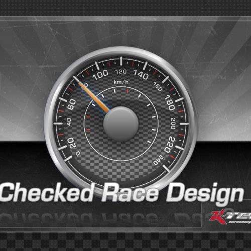 Tachodesign Checked Race