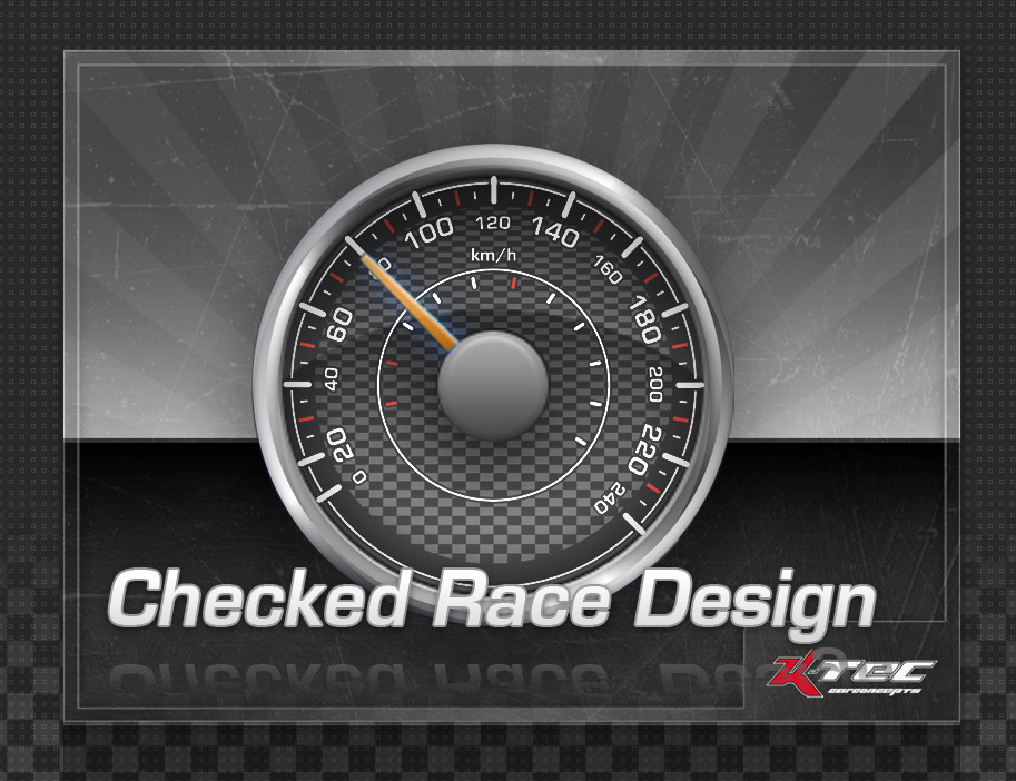 Tachodesign Checked Race