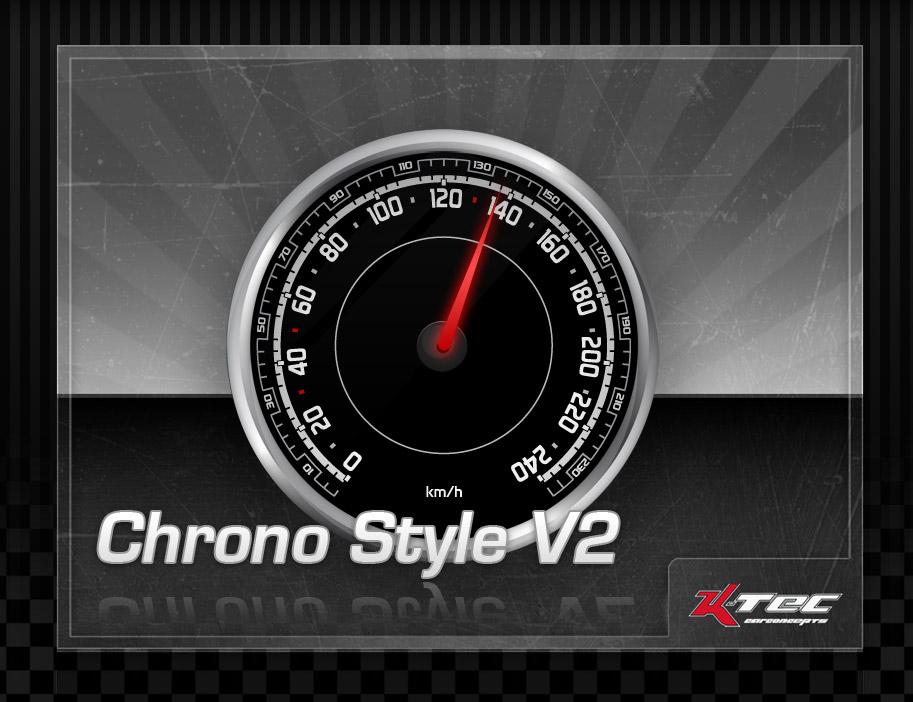 Tachodesign Chrono Style V2