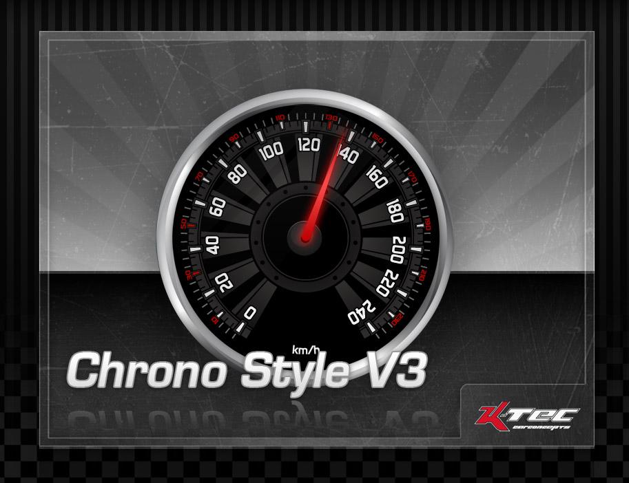Tachodesign Chrono Style V3