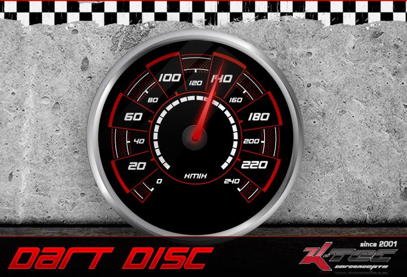 Tachodesign Dart Disc