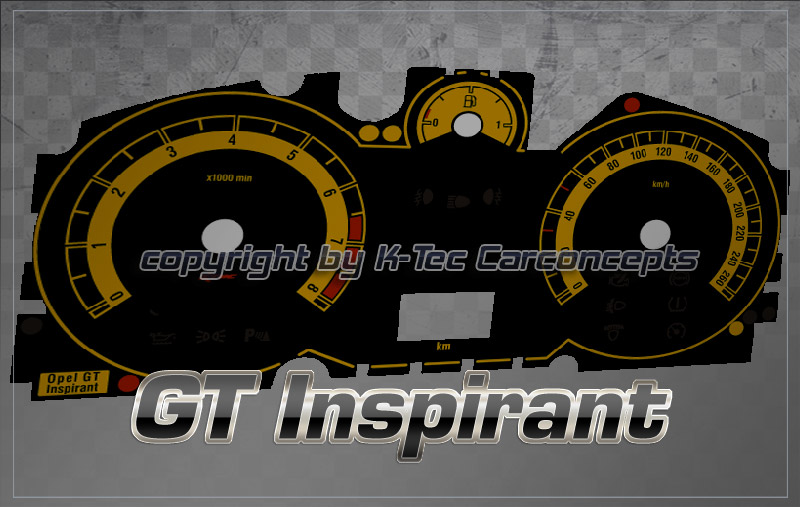 Tachodesign GT