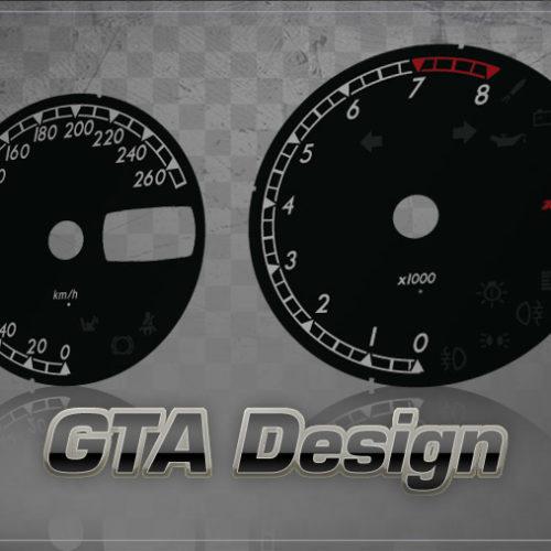 Tachodesign GTA