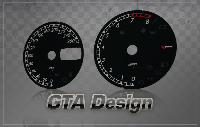 Tachodesign GTA