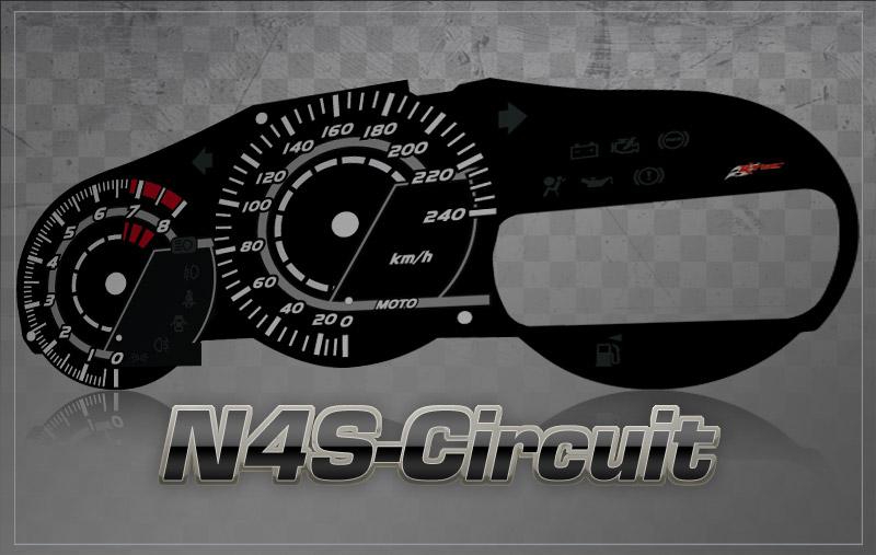 Tachodesign N4S Circuit