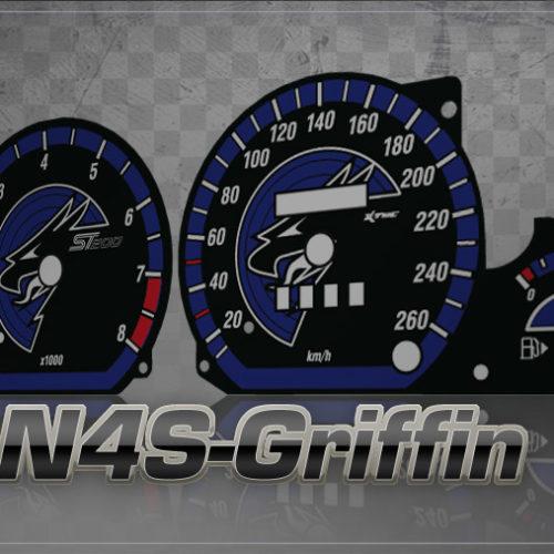 Tachodesign N4S Griffin