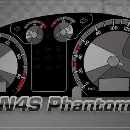 Tachodesign N4S Phantom