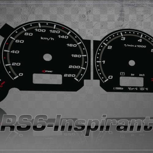 Tachodesign RS6