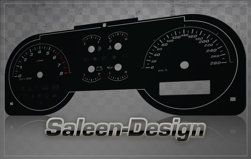 Tachodesign Saleen