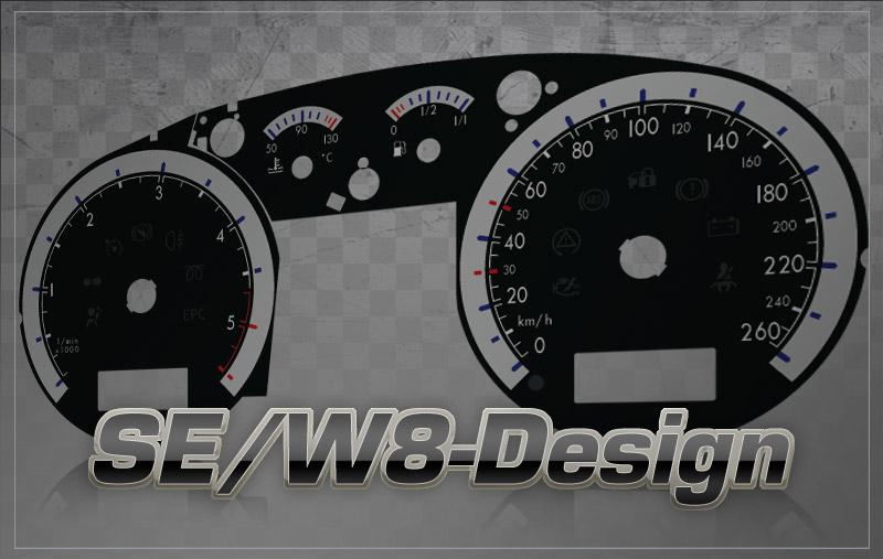 Tachodesign SE-W8