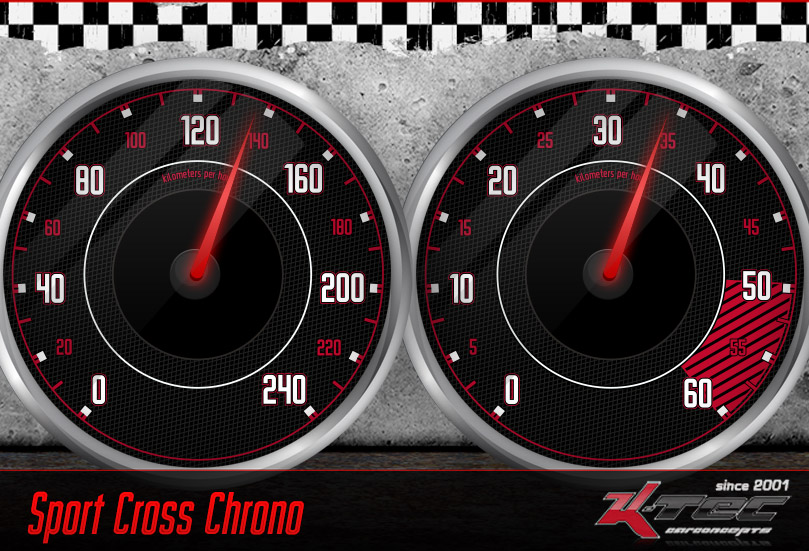 Tachodesign  Sport Cross Chrono