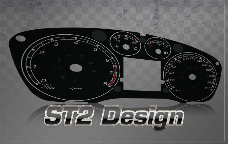 Tachodesign ST2