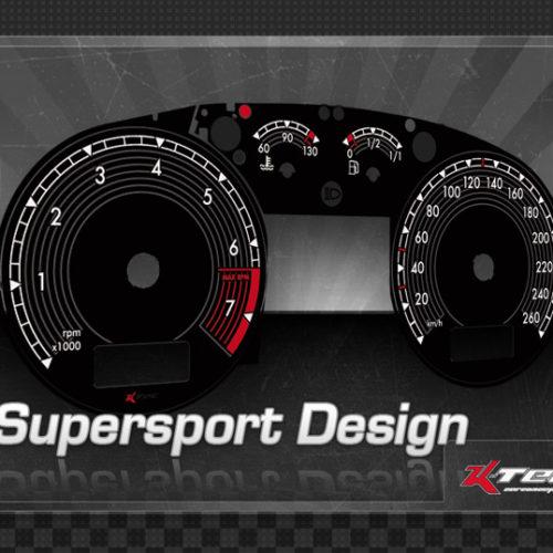 Tachodesign Supersport