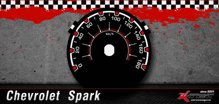 Tachoscheibe Chevrolet Spark