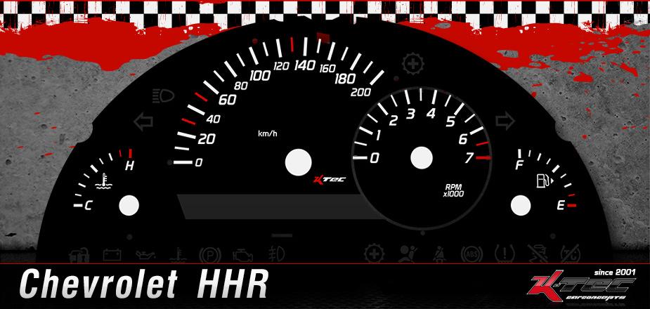 Tachoscheibe Chevrolet HHR