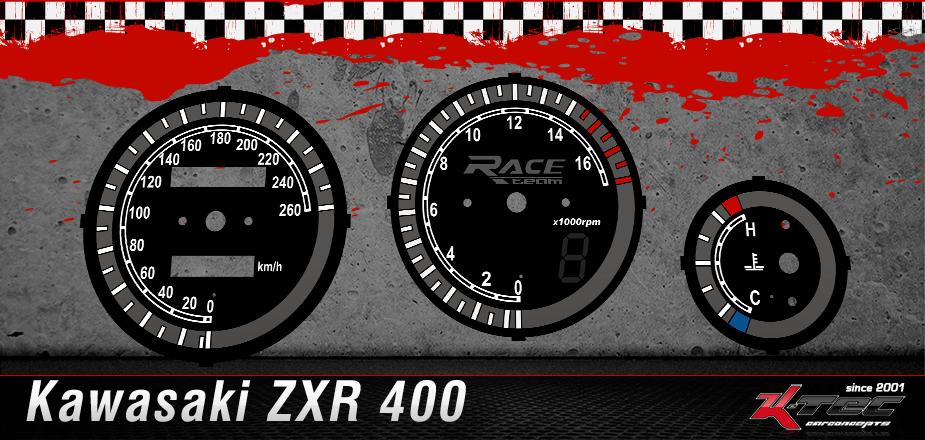 Tachoscheiben Kawasaki ZXR400