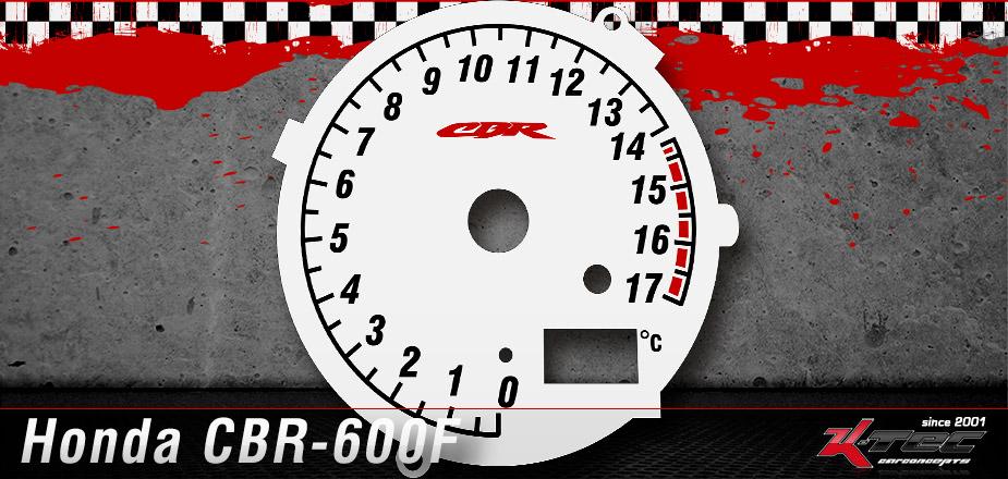 Tachoscheiben Honda CBR-600F PC33