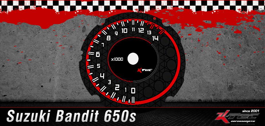 Tachoscheiben Suzuki Bandit 650s