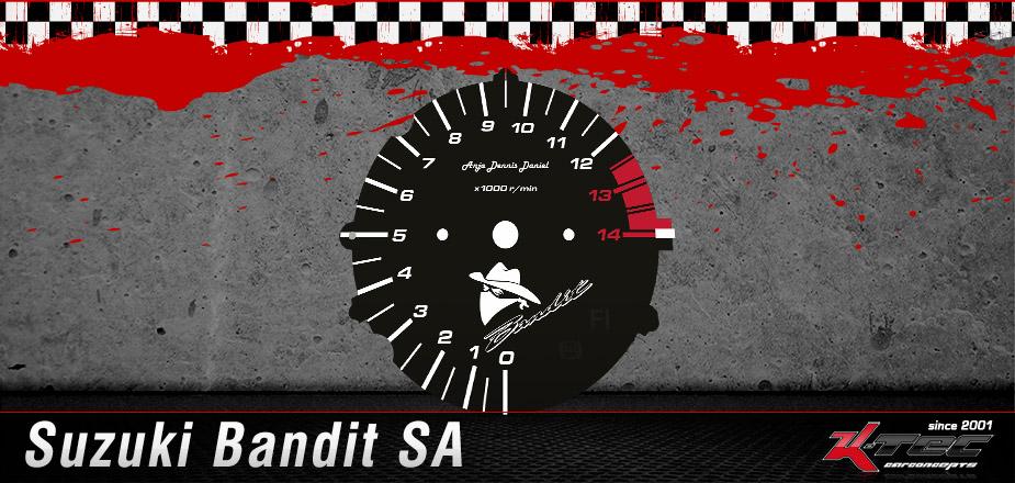 Tachoscheiben Suzuki Bandit SA