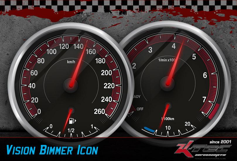 Tachodesign Vision Bimmer Icon